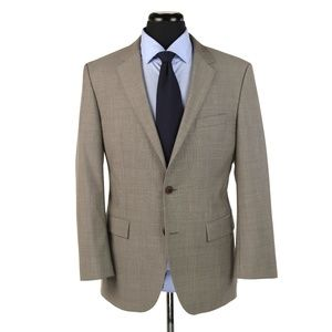 Hugo Boss The Grand/Central US_1 Suit Taupe 40R
